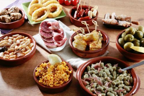 The Taste of Madrid