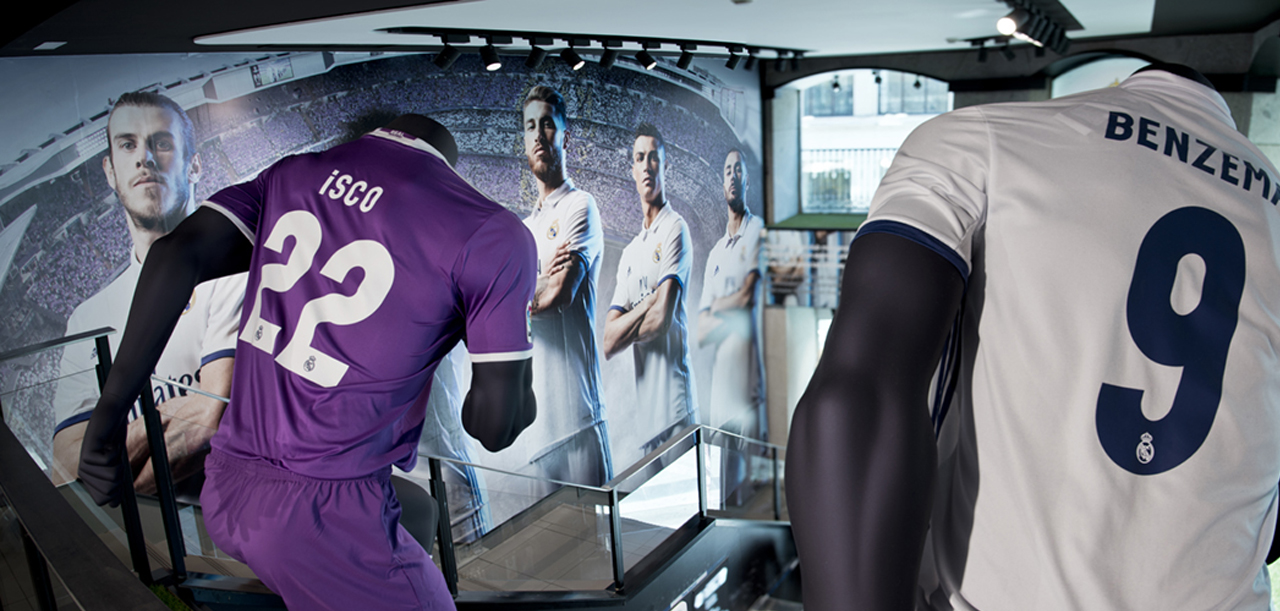 Real Madrid Official Store - Carmen