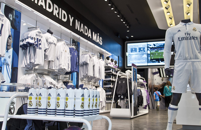 Real Madrid Official Store - Gran Vía