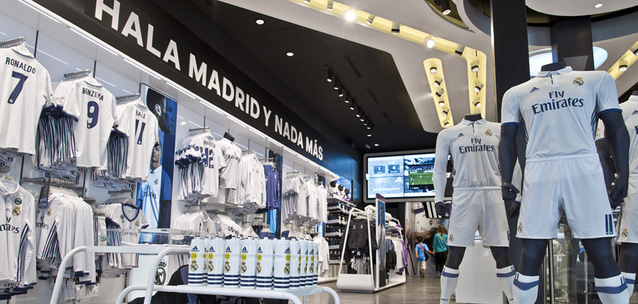 Real Madrid Official Store - Gran Vía