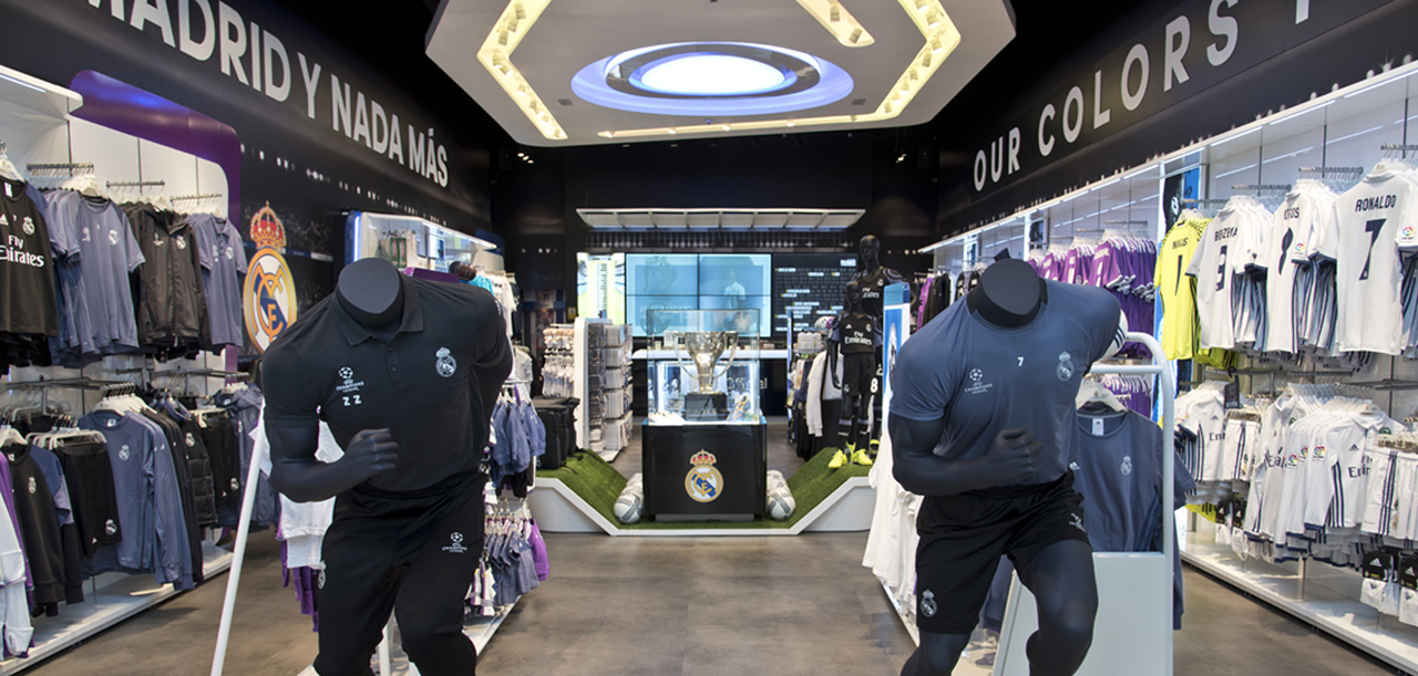 Real Madrid Official Store - Las Rozas